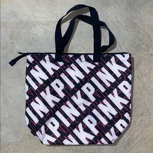 Victoria's Secret Pink Insulated Tote Bag